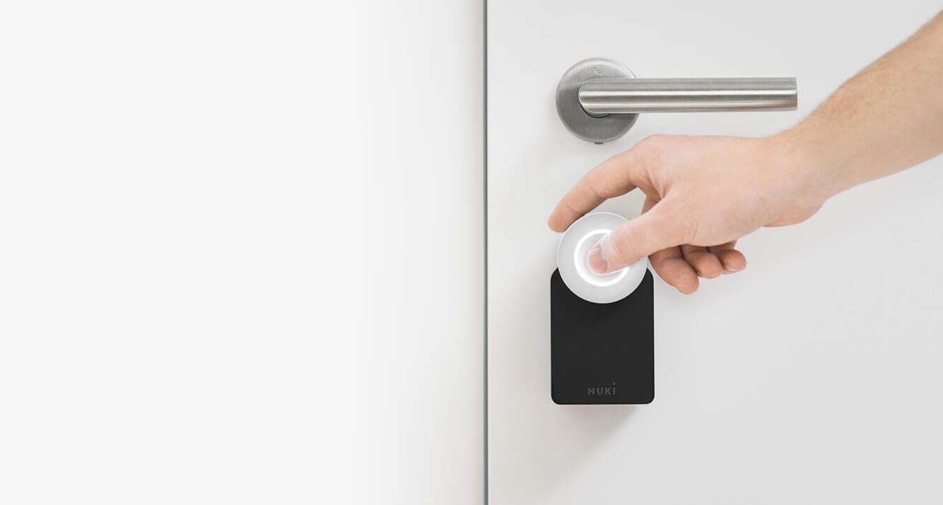 Comment Fonctionne Une Serrure comment fonctionne la serrure électronique - nuki smart lock
