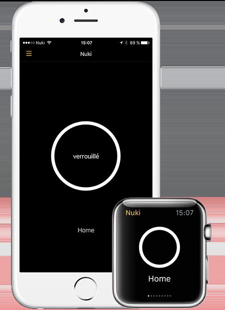 Nuki App