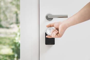 Nuki Drehknauf für dein elektronisches Türschloss