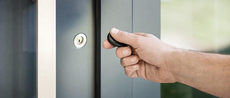 Bluetooth Schlüsselanhänger für dein elektronisches Türschloss