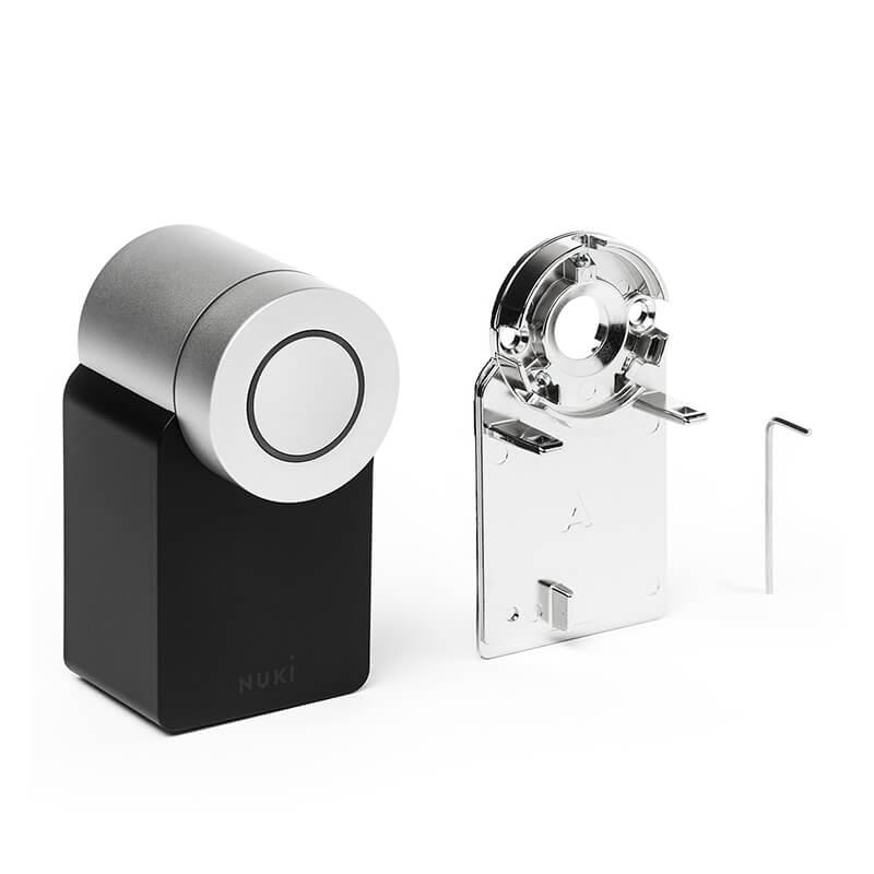 Elektronisches Türschloss - Smart Lock mit Monatematerial