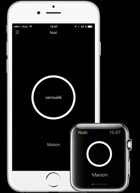 Intégration Smartwatch