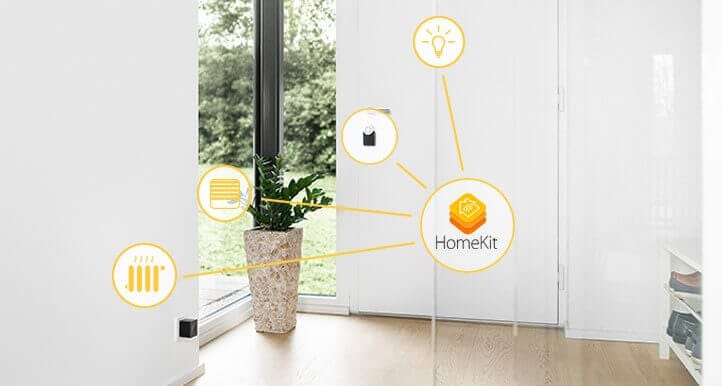 Nuki und Apple HomeKit Integration