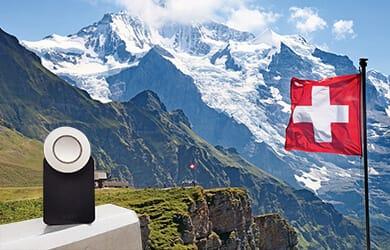 Elektronisches Türschloss für die Schweiz - Nuki.io