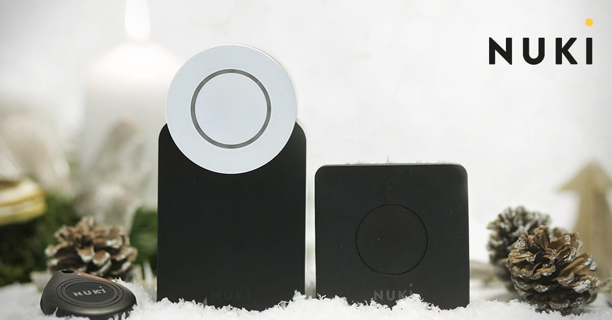 Nuki Smart Lock Winter Update
