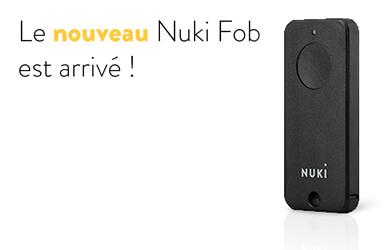 Le nouveau Nuki Fob est arrivé!