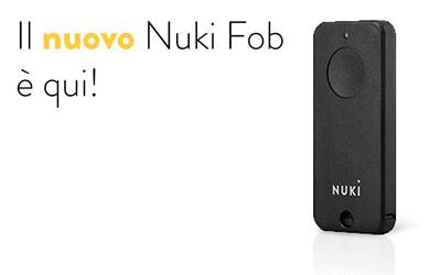 Il nuovo Nuki Fob è qui!