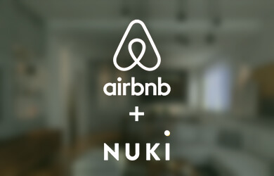 Airbnb Smart Lock / Einfacher Airbnb Check-in mit dem Nuki Smart Lock