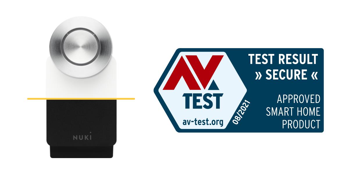 Nuki Smart Lock und Nuki Combo als sicher zertifiziert