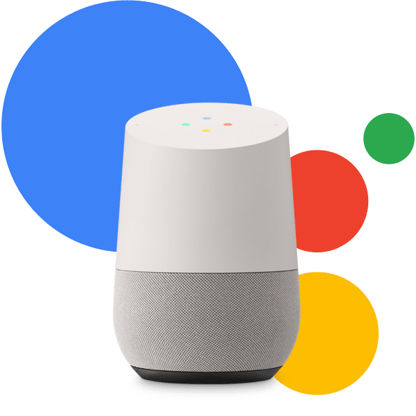 Connect your Google Home with the smart door lock of Nuki.