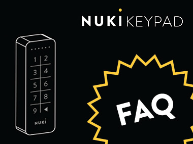 Nuki Keypad Simply for everyone FAQ
