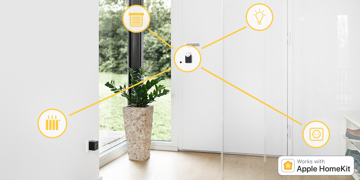 Nuki Smart Lock Apple HomeKit Integration Anleitung für dein Smart Home System