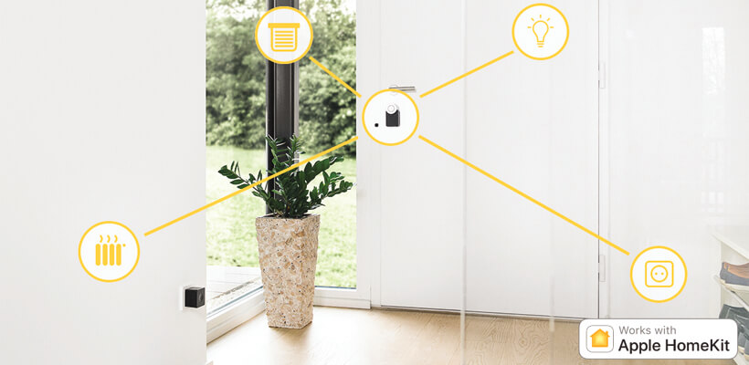 Nuki works with Apple Homekit