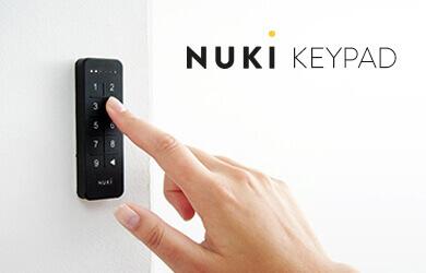 Nuki Smart Lock Keypad Release