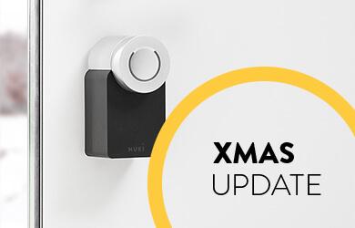 Nuki Xmas Update - die smarte Geschenkidee für Männer die bereits sonst alles haben und an Smart Home interessiert sind.