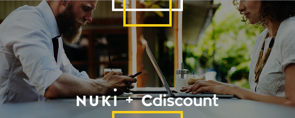 DT_Nuki débarque chez CDiscount