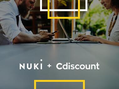 OI_Nuki débarque chez CDiscount