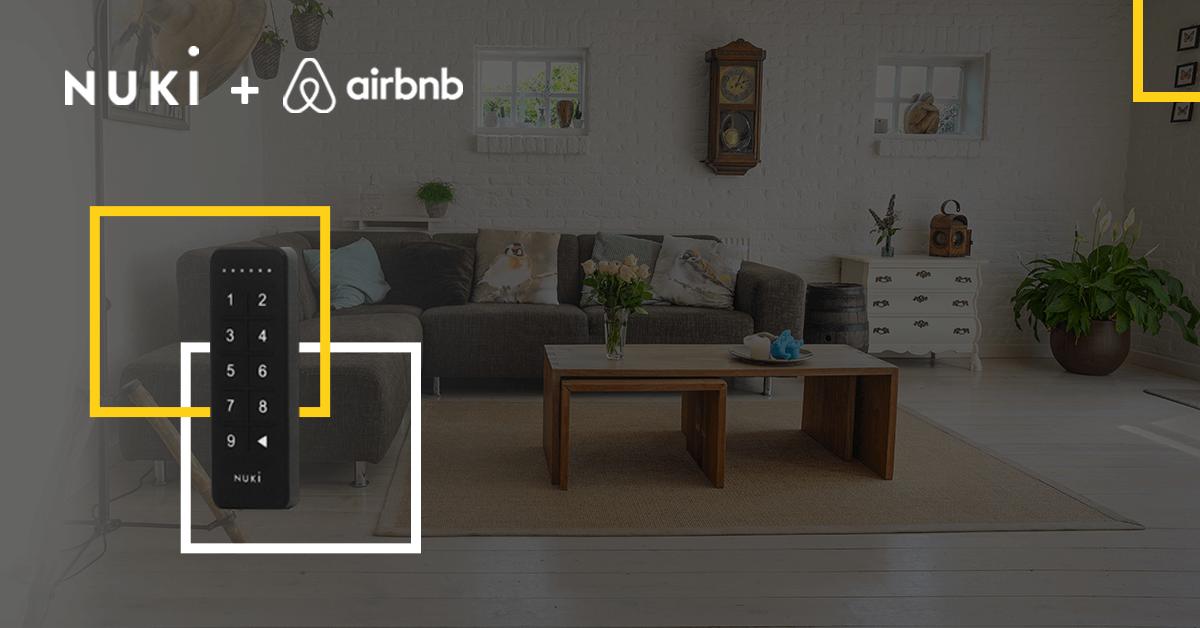 Hoe Werkt Airbnb : The nuki keypad airbnb integration has arrived nuki