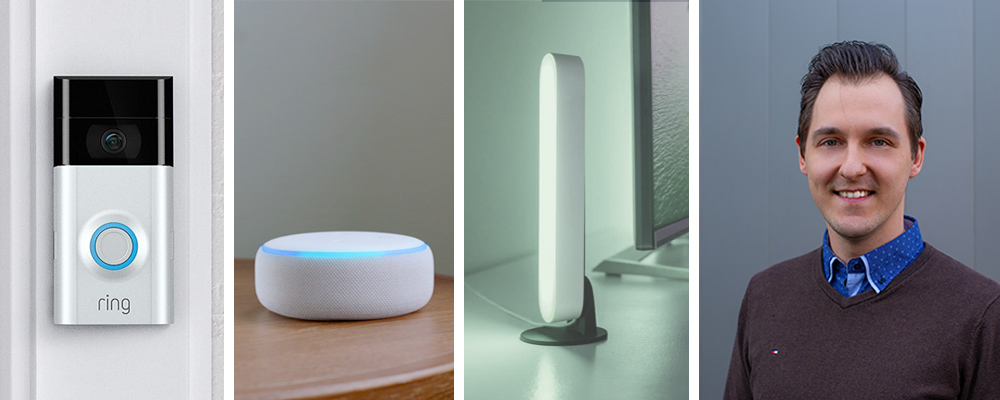 Meine Top 5 Smart Home Gadgets mit Apple HomeKit: Ring Video Doorbell 2, Nuki Smart Lock, Amazon Alexa Echo, Star Wars Drohne