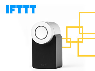IFTTT-Update für dein Smart Home auf der IoT-Plattform If this then that im Nuki Channel
