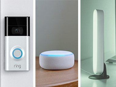 OV_My top Smart Home Gadgets for men_Ring Video Doorbell 2_ Nuki, Amazon Alexa, Star Wars drone Propel, WIthings Sleep_Philips-Hue-Lightbar with HomeKit_bySebastian