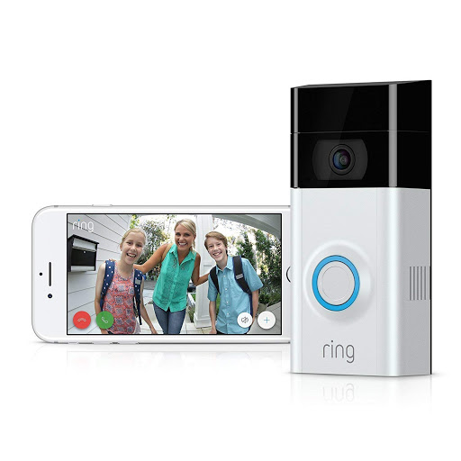 Ring Doorbell_Smart Home Gadget