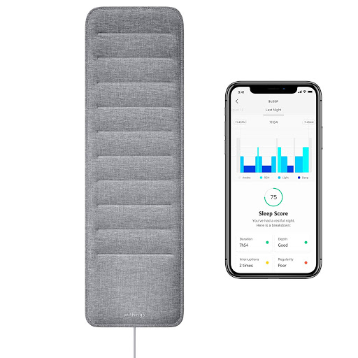 Nokia Sleep_Sleep Tracker_Smart Home Gadget