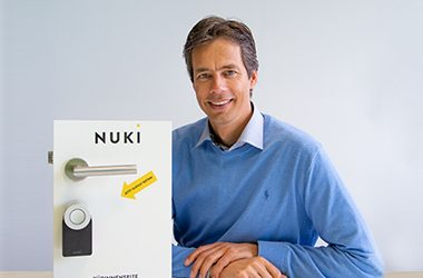 Mark Wiersma_Nuki_Nuki strikt Nederlandse smart home-expert als nieuwe Head of Sales