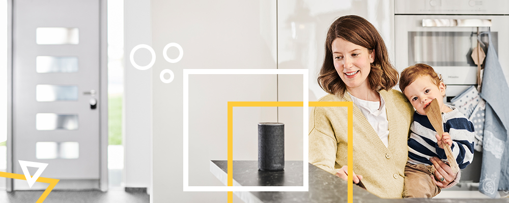 Hypertrend Smart Home: Safety and Comfort for your Daily Live