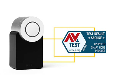AV-Test confirms the safety of the Nuki Smart Lock - 2019 // Nuki awarded as safe Smart Home product