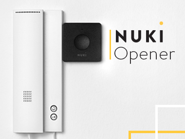 Nuki Opener Update - smarten up your intercom