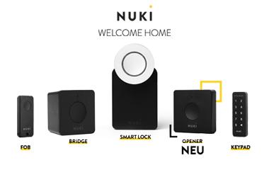 Nuki Opener erstmals live auf der IBM