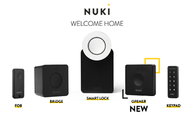 Nuki Opener To Debut at the IFA Innovations Media Briefing