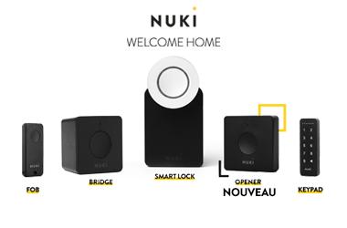 Nuki présente son Nuki Opener à l'IFA Innovations Media Briefing