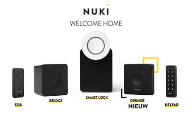 De Nuki Opener: Eenvoudige toegang tot appartementencomplexen