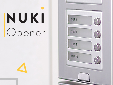 User-feedback Nuki Opener Smart Home Intercom // Nuki.io