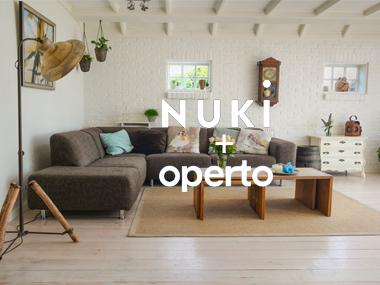 Nuki & Operto: großartige Lösungen für Kurzzeitvermietungen