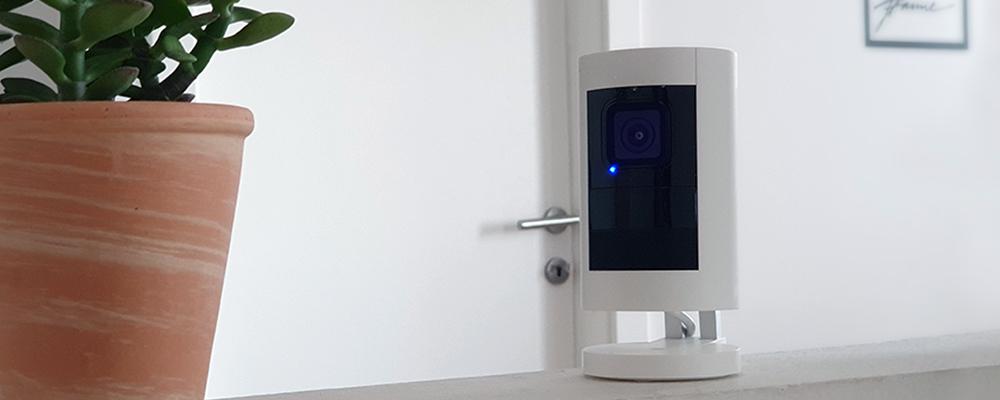 Sicherheit für dein Zuhause - WLAN-Kamera