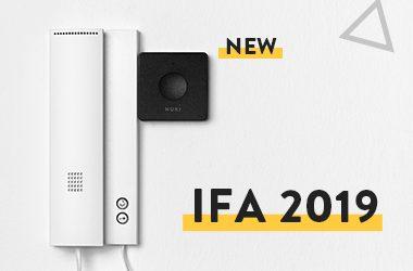 Nuki auf der IFA 2019