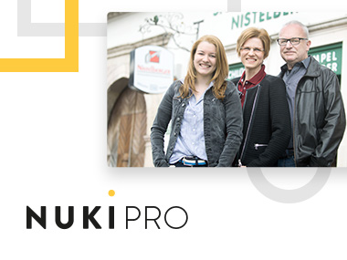 "An interview with a Nuki Pro Partner: ""Safety is a matter of trust"
