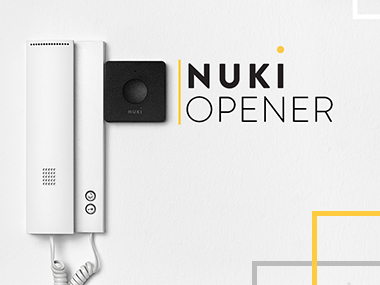 Nuki Opener die echte nello-Alternative-Smarten-Up-your-Intercom-Wifi-Gegensprechanlage