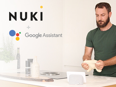 Nuki & Google Nest - How Smart Home supports your daily life