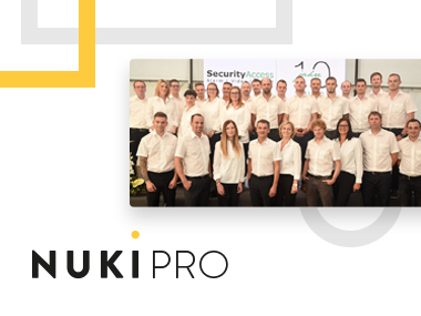 Interview with Nuki Pro Partner:
