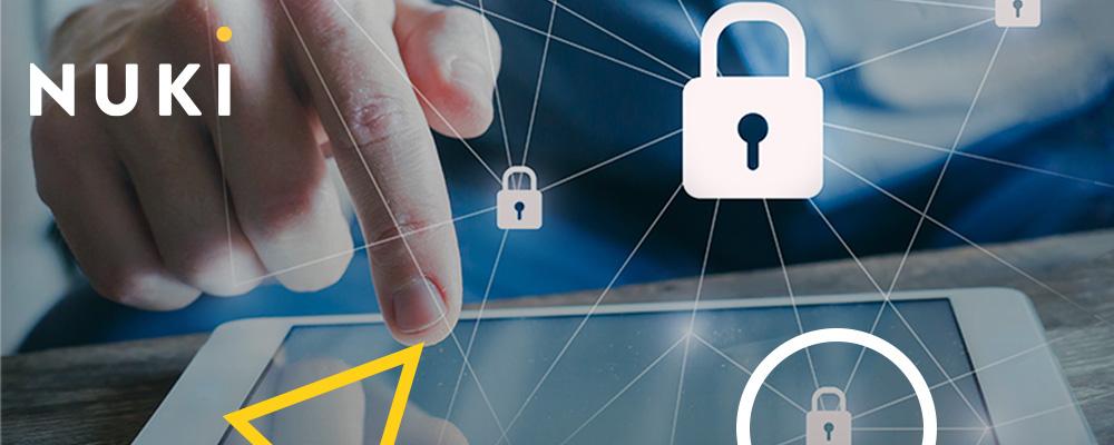 Veiligheid in de kijker: Nuki versleutelingsconcept - eenvoudig uitgelegd_Nuki Smart Lock