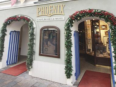 Nuki ouvre la porte comme par magie du Harry Potter Café Phoenix dans le sud d'Autriche_Nuki serrure connectée