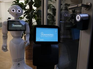 La Nuki Smart Lock commandée par des robots - par Humanizing Technologies