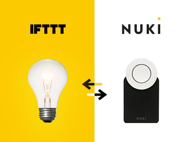 How to: Connect Nuki with IFTTT