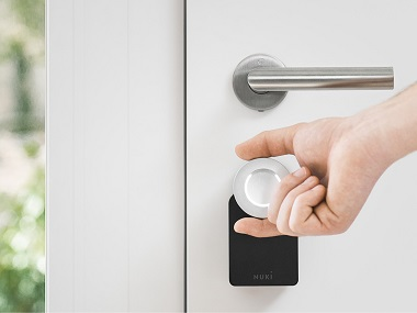 The Avira digital door lock security test: Top marks for the Nuki Smart Lock