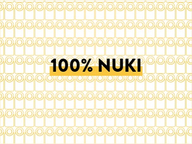100 % Nuki