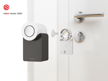 Le design de la Smart Lock 2.0 récompensé par un Red Dot Award